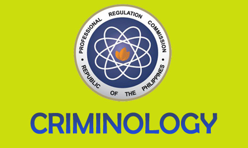 Criminologists Board Exam Results April 2013