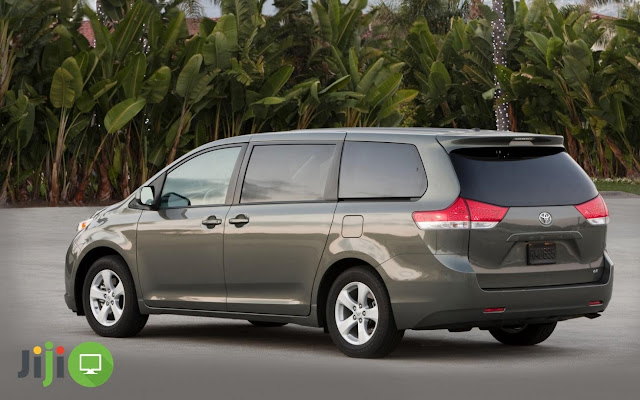 Buy Toyota Sienna cheaper with Jiji.ng