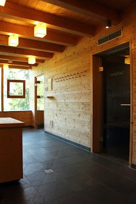 Sauna Forsthofalm