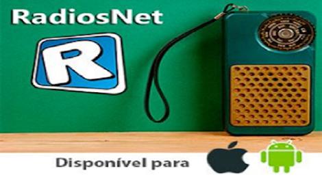 PARCERIA - APLICATIVO RÁDIOS NET