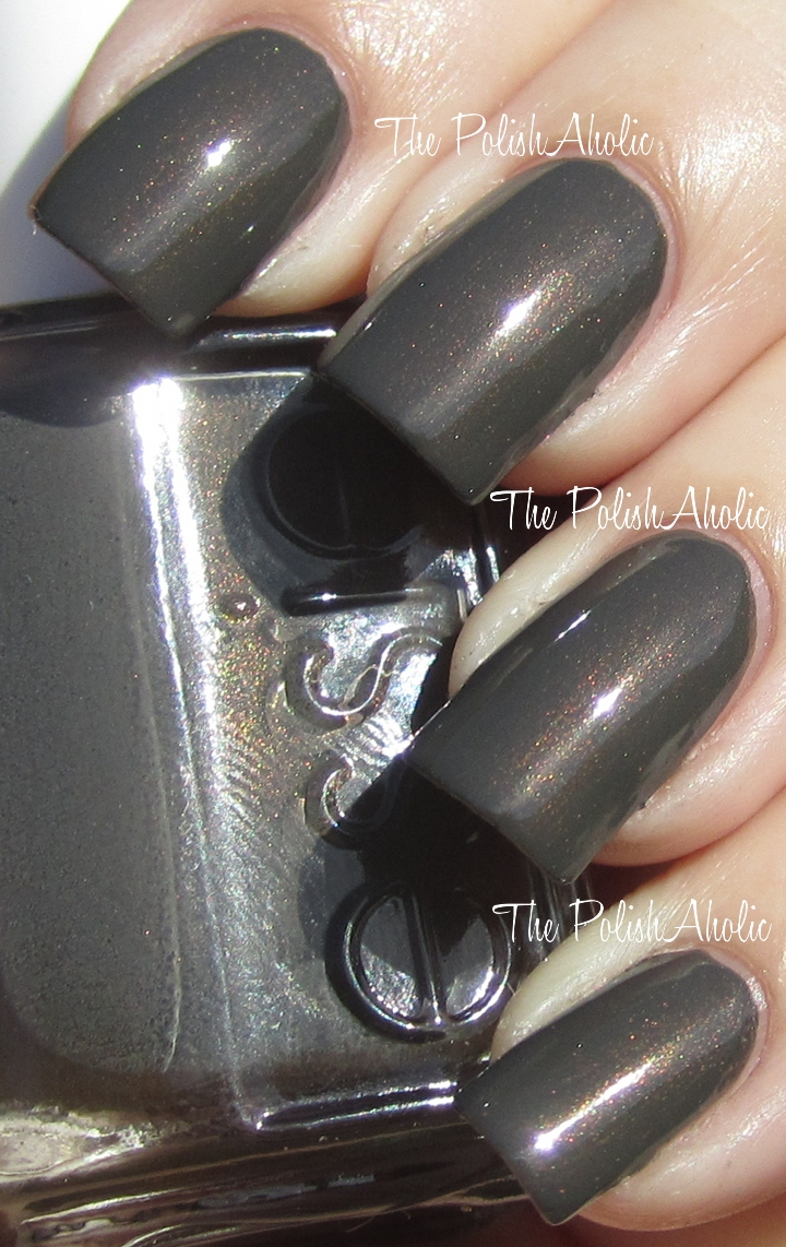 The PolishAholic: Essie Armed and Ready