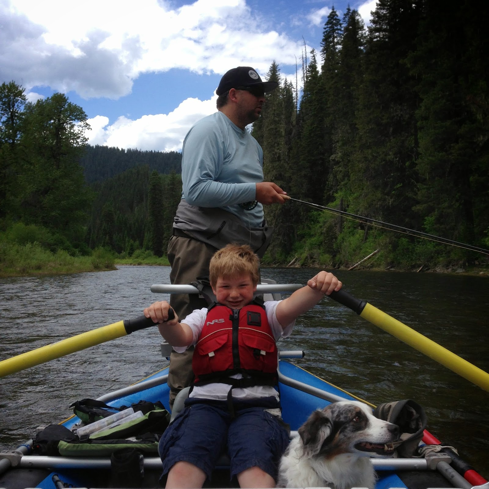 5 tips for fishing with kids fly fish food fly tying for Fly fishing 101