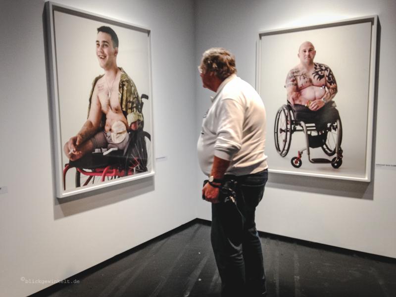 Galerie von Kriegsversehrten