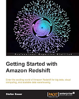 Getting Start with Amazon Redshift - Book Cover Page navcode