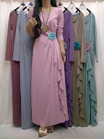 Gamis Spandex SOLD OUT
