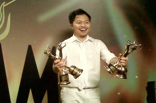 Pemenang AMI Awards 2011 - Anugerah Musik Indonesia 2011