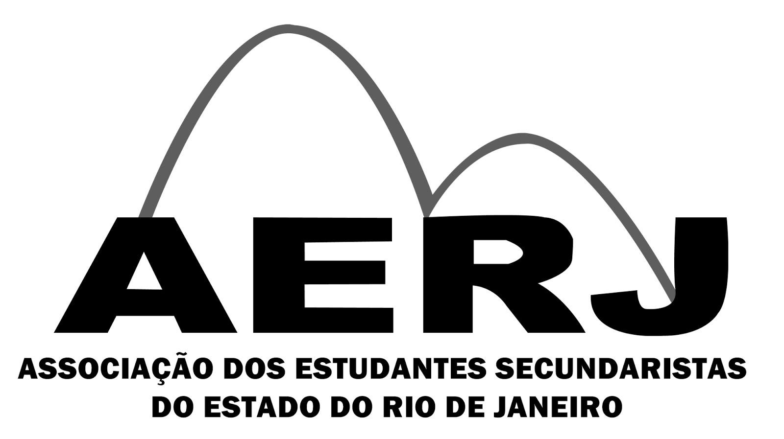 AERJ - Associação dos Estudantes Secundaristas do Estado do Rio de Janeiro