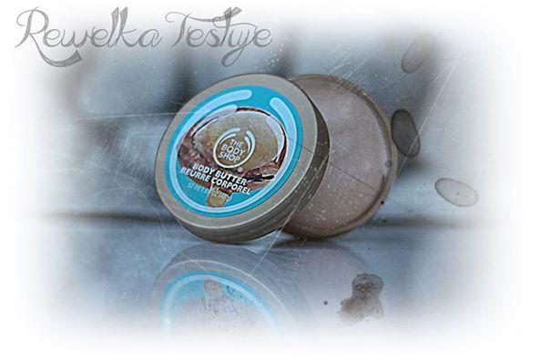 Wygrana w konkursie Hebe plus przesyłka od The Body Shop z masełkiem z serii Wild Argan Oil