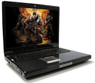 Gaming Laptops 2011
