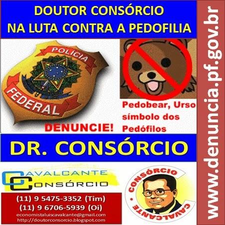 O DR. CONSÓRCIO NA LUTA CONTRA A PEDOFILIA