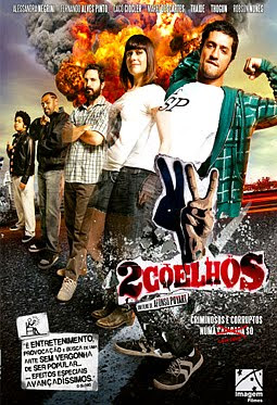 Filme Poster 2 Coelhos DVDRip XviD & RMVB Nacional