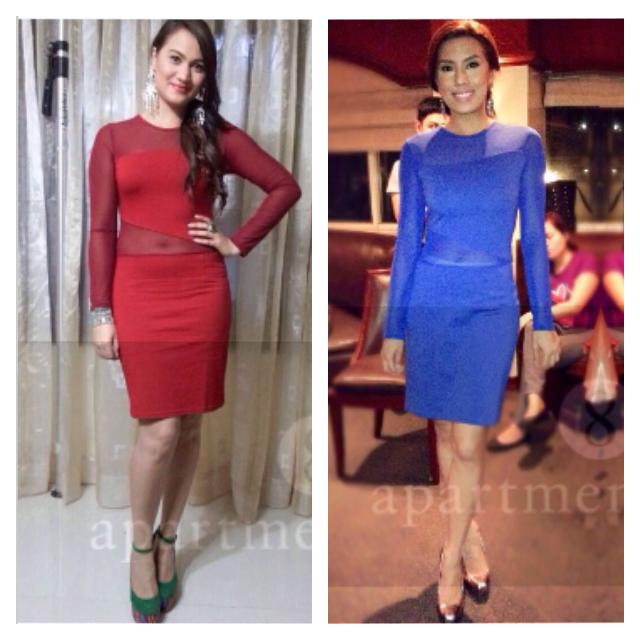 Fashion Pulis Who Wore It Better Melissa Ricks Vs Nikki Gil
