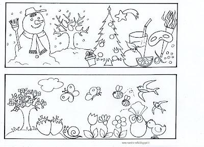 Maestra nella il calendario for Maestra mary inverno addobbi
