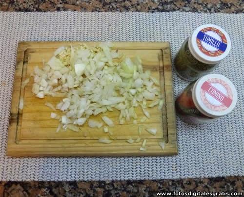 comida natural,cocina naturista, receta natural