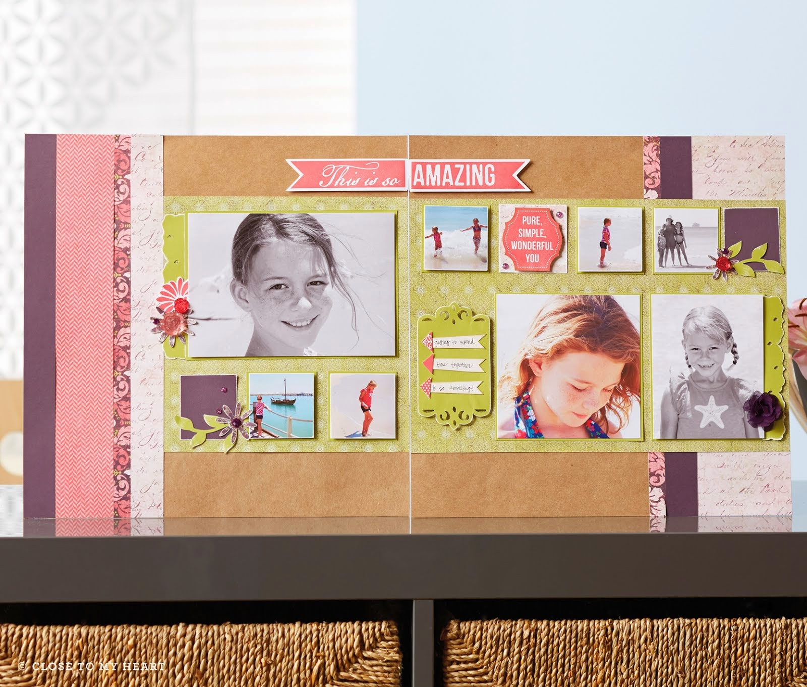 March Kit of the Month - Ivy Lane