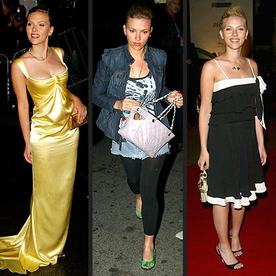 Scarlett Johansson Fashion And Style Part1