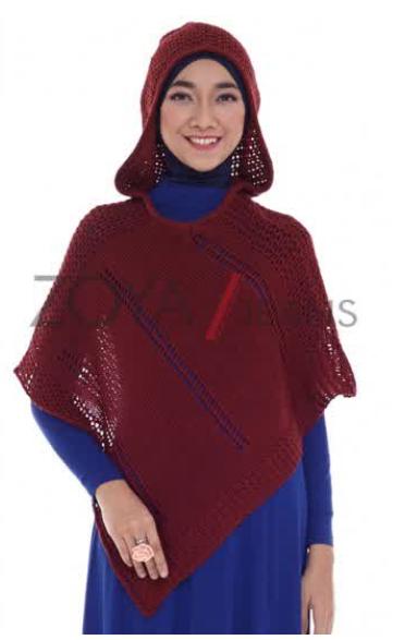 Aneka Koleksi Hijab Modern By Zoya