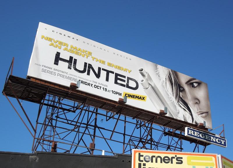 Hunted season 1 billboard
