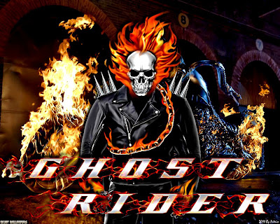 Ghost rider - Favorite Superheros All the Time