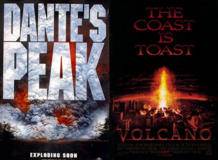 Dante's Peak / Volcano (1998)