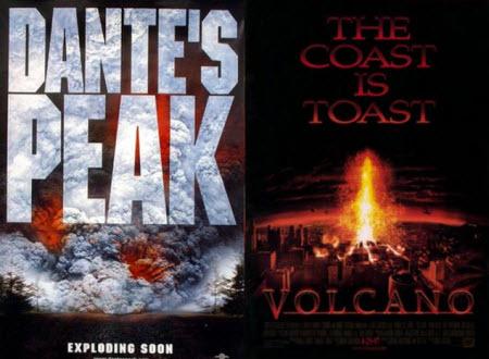 Dante's Peak / Volcano (1998)