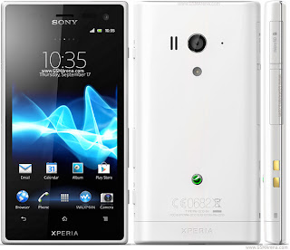 Sony Xperia Android Smart Phone From Sony Mobile