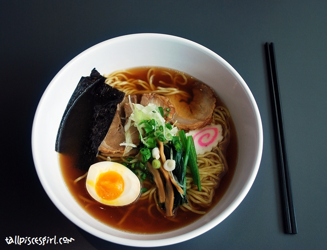 Shoyu Ramen Price: RM 16.90