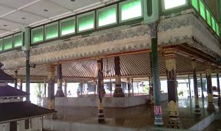 sitihinggil Yogyakarta palace