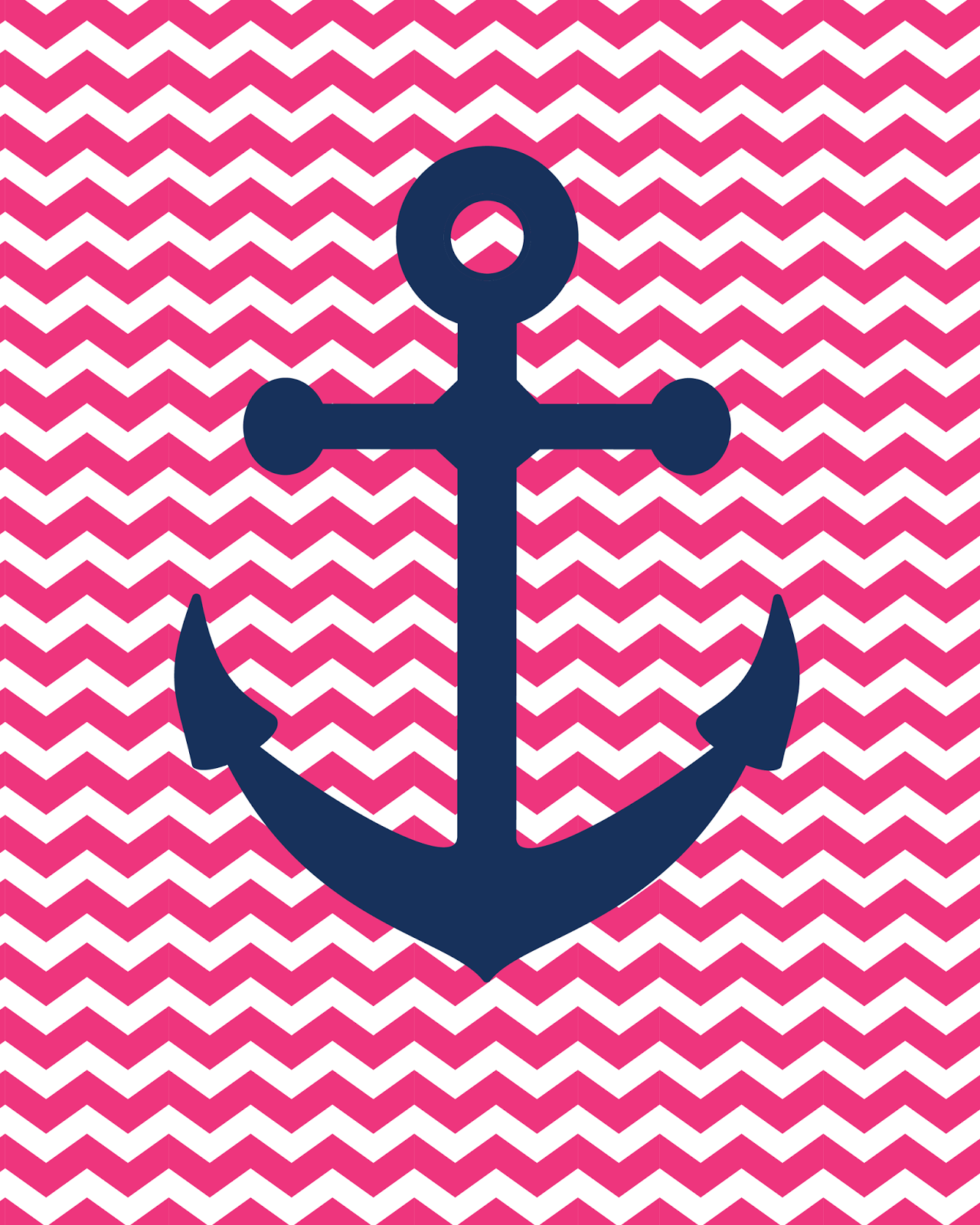 This is a graphic of Accomplished Printable Anchor Template