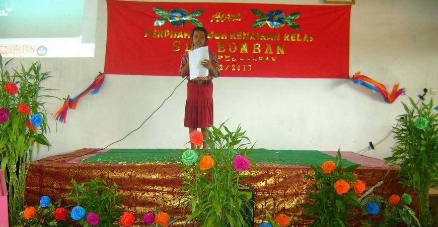 Contoh Pidato Bahasa Jawa Singkat Tentang Kesehatan