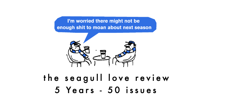 the seagull love review