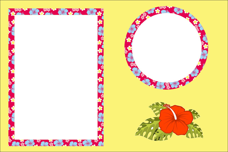 hawaiian party: free printable invitations. | is it for parties, Invitation templates