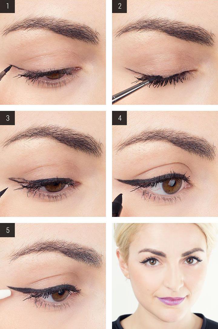 Nice Easy Long Cat Eye Makeup ~ Entertainment News, Photos ...