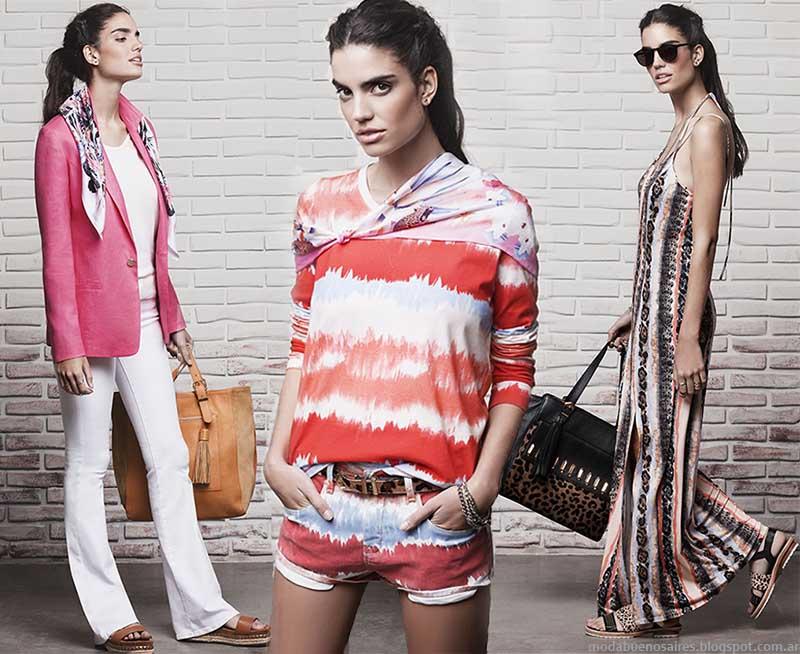 Moda 2015. Ayres moda verano 2015. Ropa de mujer 2015.