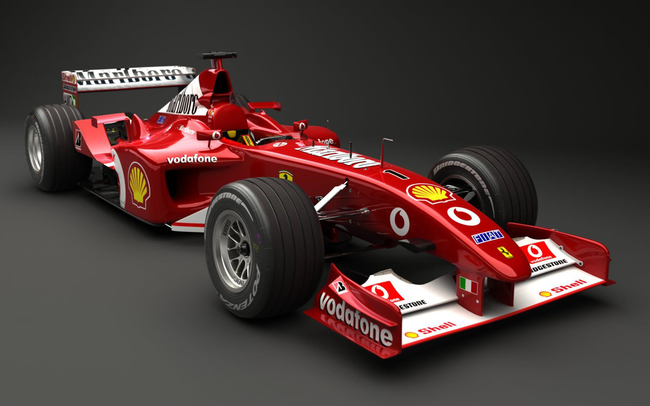 Cars Part Review Scuderia Ferrari Formula 1