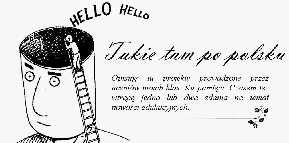 Takie tam po polsku