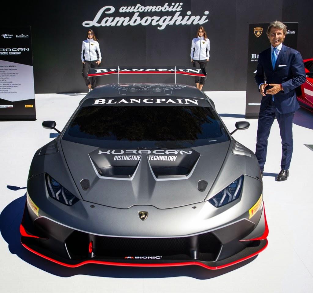 Secret Weight Lamborghini Lp 620 2 Super Trofeo Hurac 225 N