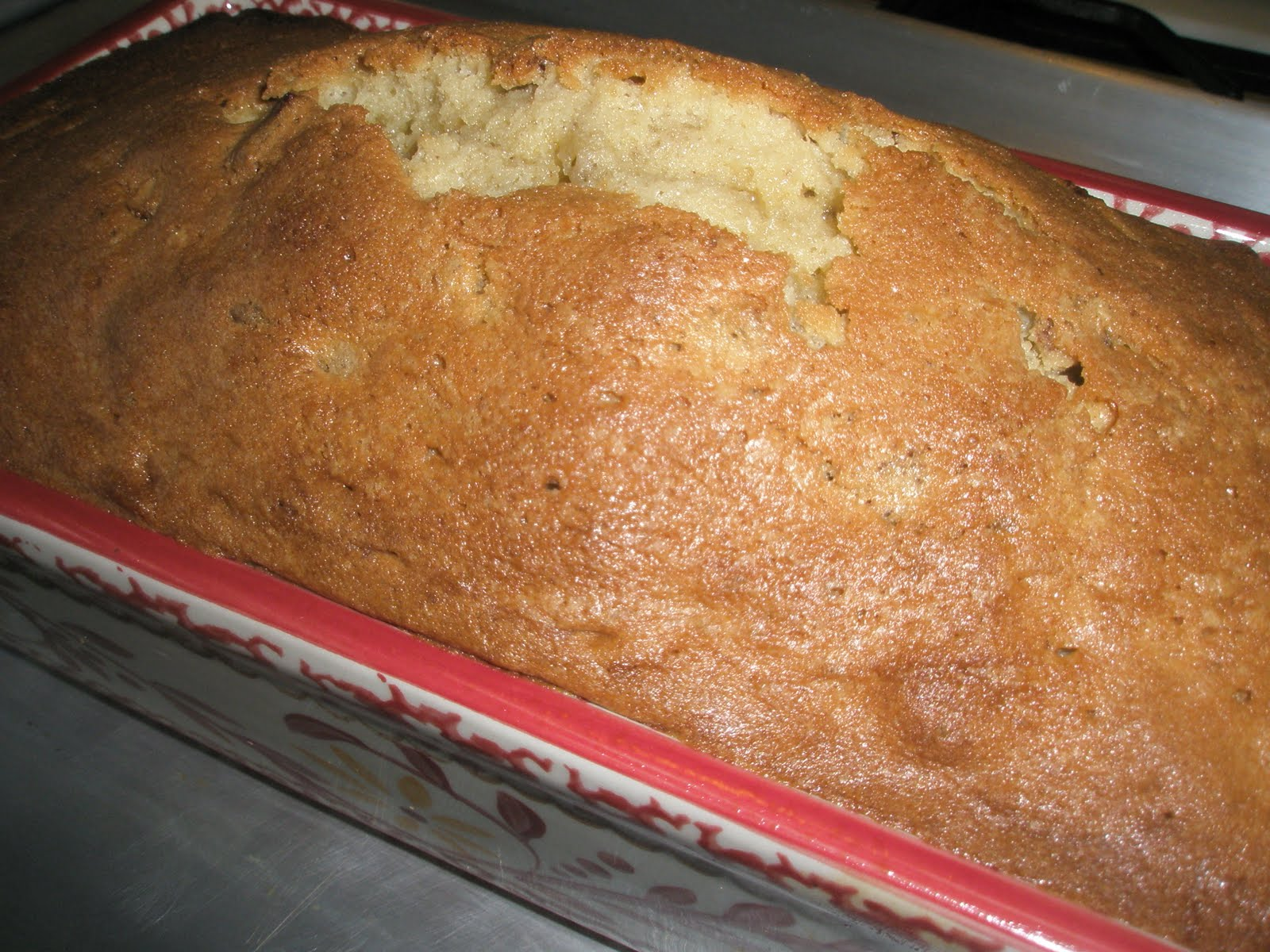 Got it, Cook it: Brown Sugar, Maple & Pecan Pound Cake