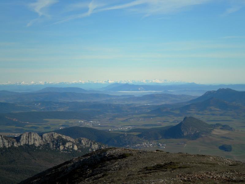 vistas desde el pico yoar