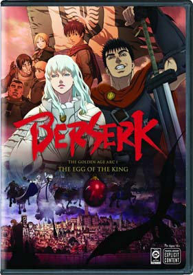 Berserk: The Golden Age Arc – The Egg of the King (2012) IDWS