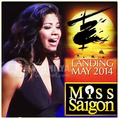 Eva Noblezada is Kim in Miss Saigon Revival