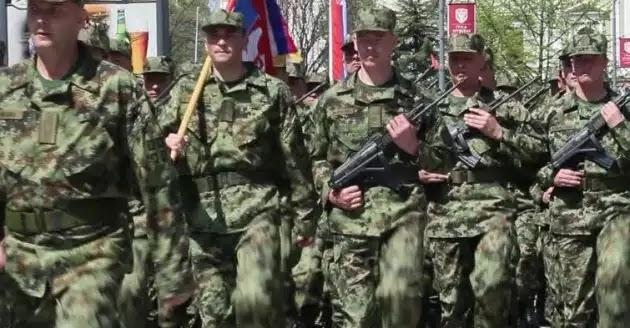 Οι Σέρβοι προειδοποιούν ευθέως τα Τίρανα: «Μεγάλη Αλβανία» σημαίνει βαλκανικός πόλεμος