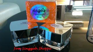 Angels Set untuk kulit cantik berseri