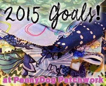 Meine kreativen Vorsätze für 2015