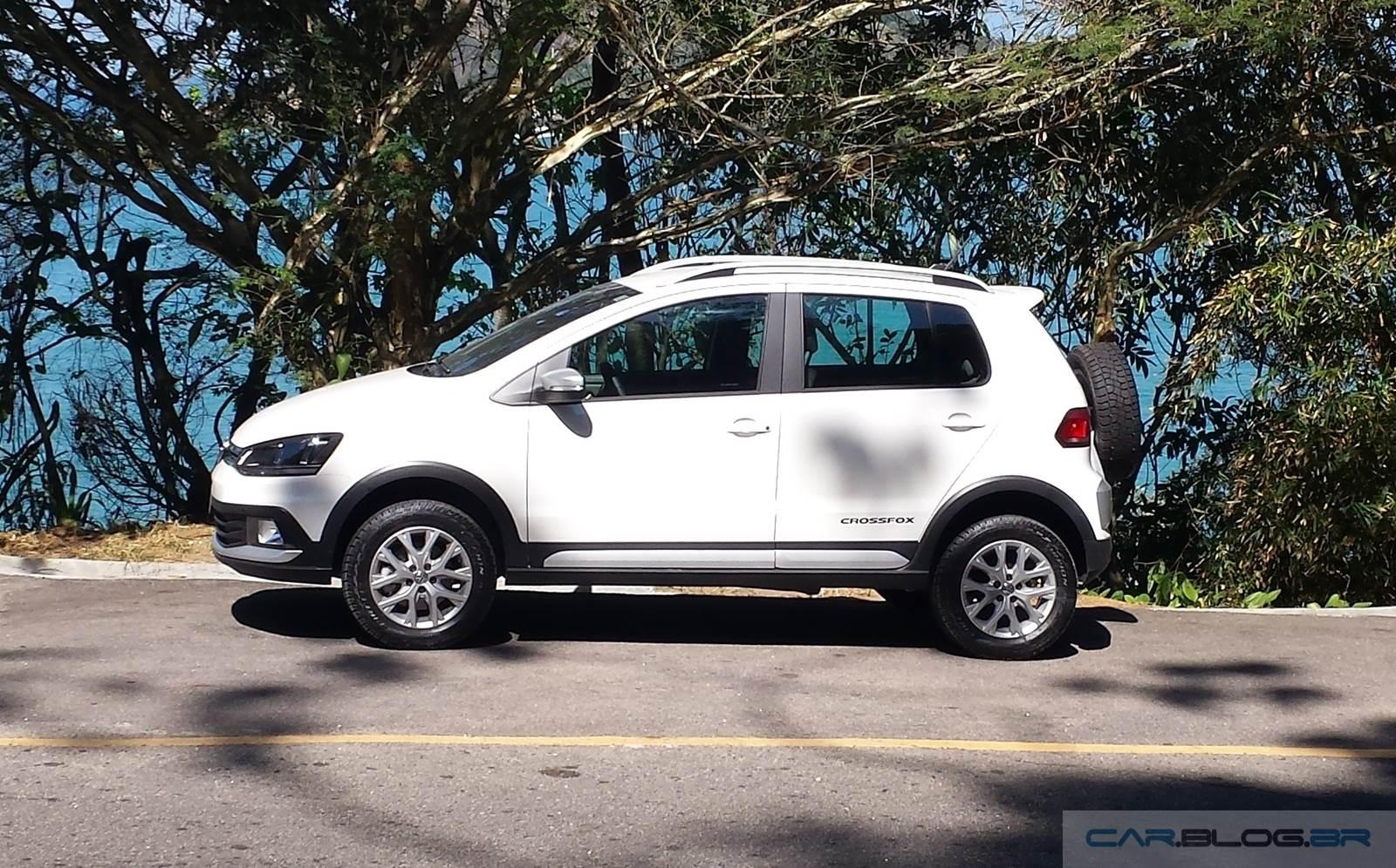 VW CrossFox 2016 - vendido no México