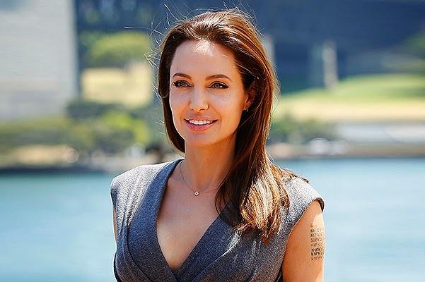 """Unbroken"": Angelina Jolie Photo call on in Sydney"