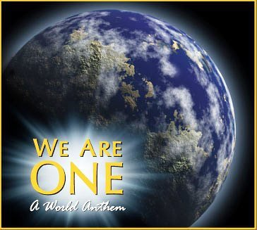 We are one...