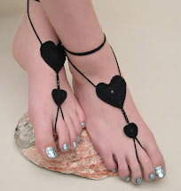 24ladiesshopping Barefoot Sandals With Bead