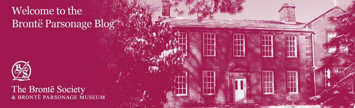 Welcome to the Brontë Parsonage Blog