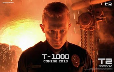 Enterbay 1/4 Scale Terminator 2 T-1000